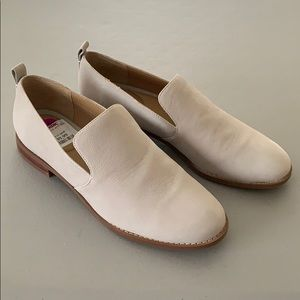 Franco Sarto Leather Loafers - 8.5